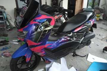Tutorial Cara Order Decal Nmax Online